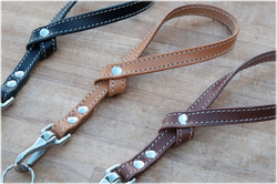 LK leather camera strap - kopie